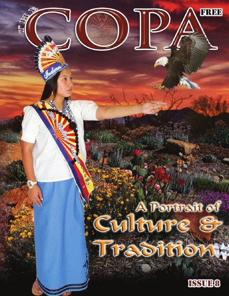 The Copa Issue 8 / 2014