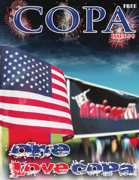 The Copa Issue 9 / July 2014