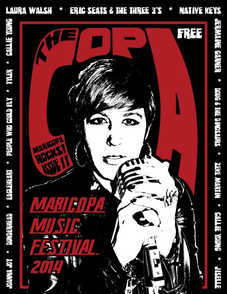 The Copa Issue 11 / Oct 2014