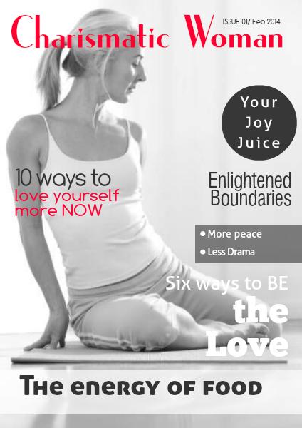 Charismatic Woman Vol. 1 February 2014
