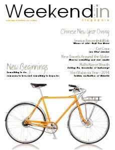 Weekendin Singapore Jan '14   Issue 10