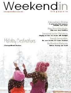Weekendin Singapore Nov '13 | Issue 08