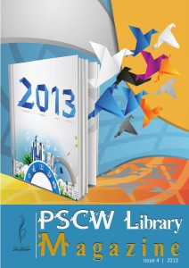 College For Women library issue 4 2013-2013