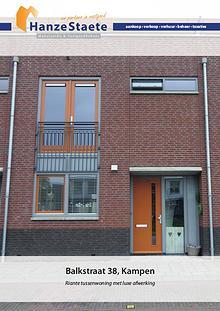 Balkstraat 38, Kampen