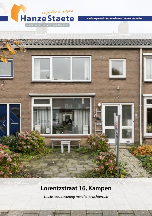 Lorentzstraat 16, Kampen Lorentzstraat 16, Kampen