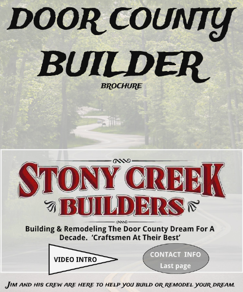 STONY CREEK BUILDERS