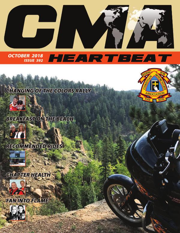 CMA HeartBeat October 2018