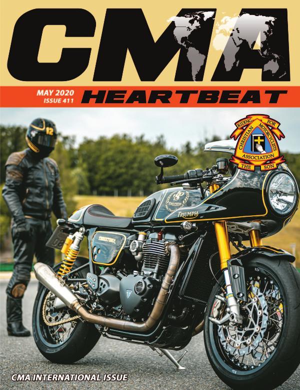 CMA HeartBeat May 2020