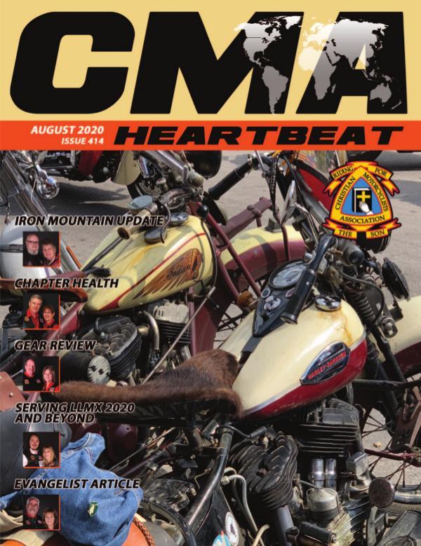 CMA HeartBeat August 2020