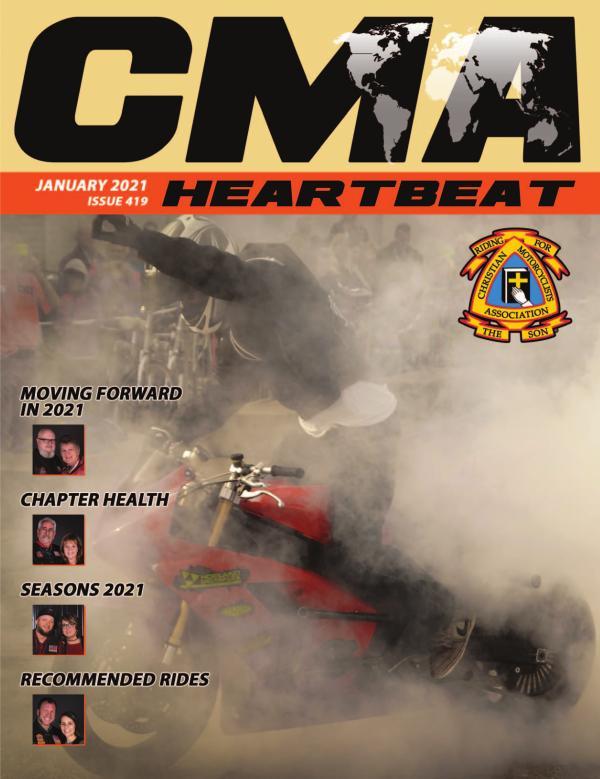 CMA HeartBeat January 2021
