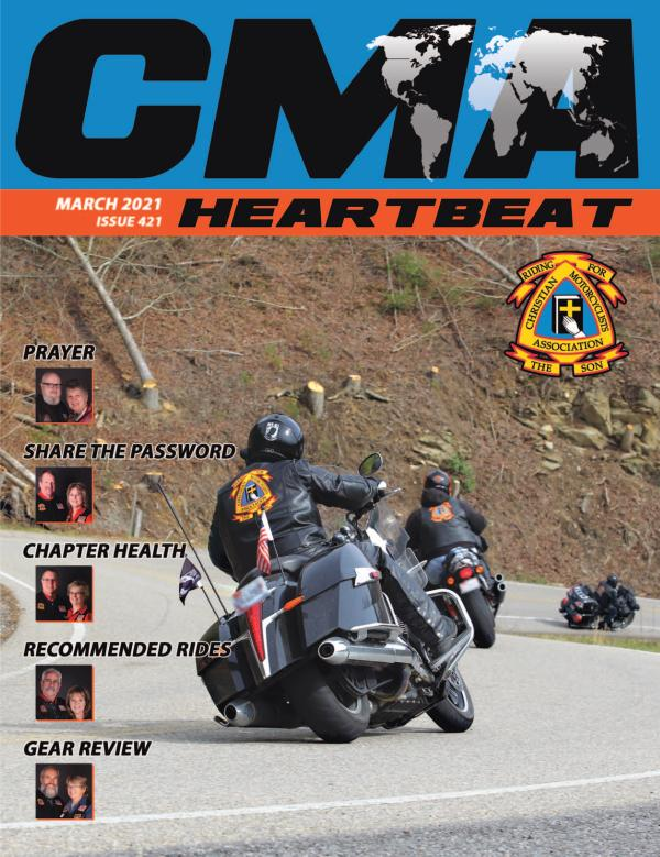CMA HeartBeat March 2021
