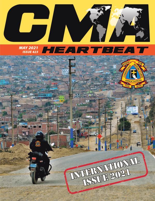 CMA HeartBeat May 2021