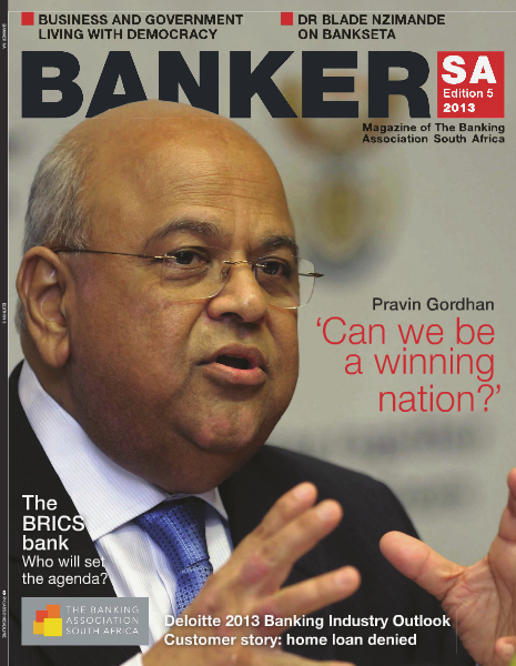 Banker S.A. March 2013