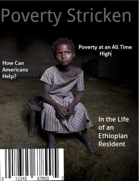 Poverty in Ethiopia May.2014