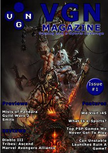 Video Games Network Magazine
