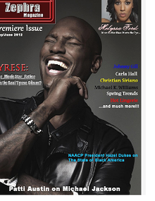 ZEPHRAMagazine Issue #1