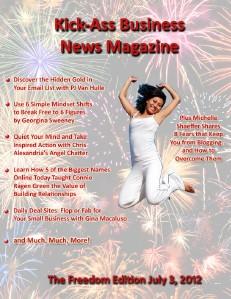 Kick-Ass Business News: Freedom Edition Jul. 2012