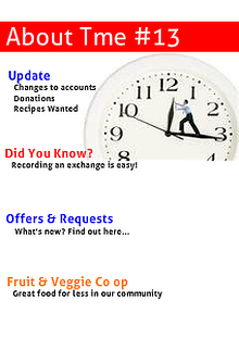 About Time Newsletter