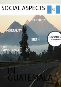 Social Aspects of Guatemala 1