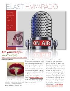 Blast HMi\\\Radio Vol.1