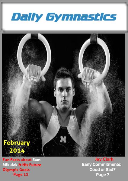 Daily Gymnastics February 2014