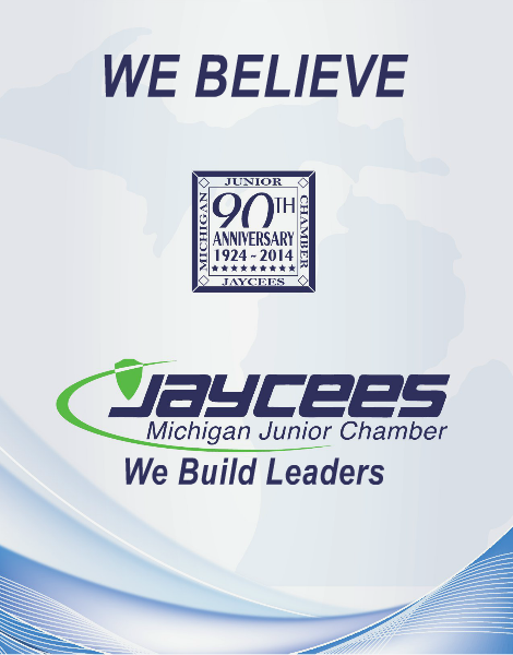 Michigan Junior Chamber 90th Anniversary Program