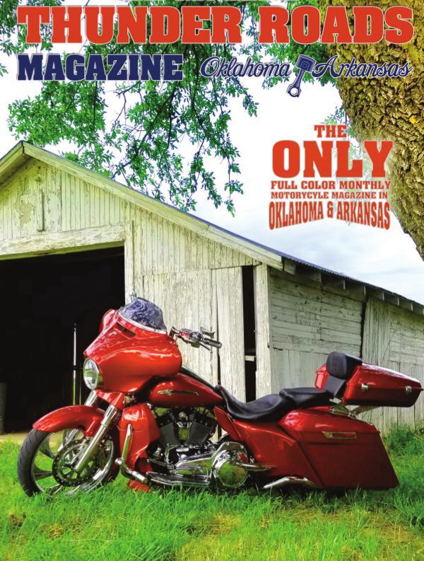 Thunder Roads Magazine of Oklahoma/Arkansas June 2017 TRMOK