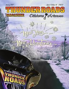 Thunder Roads Magazine of Oklahoma/Arkansas