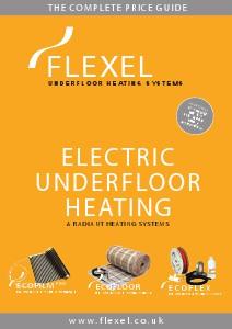 Flexel Complete Price Guide v1