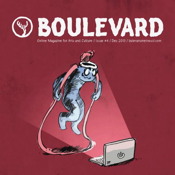 BOULEVARD Magazine No.4 December 2013