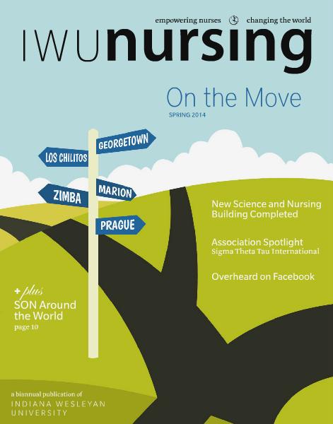 IWU Nursing Spring 2014: Volume 7 Issue 1
