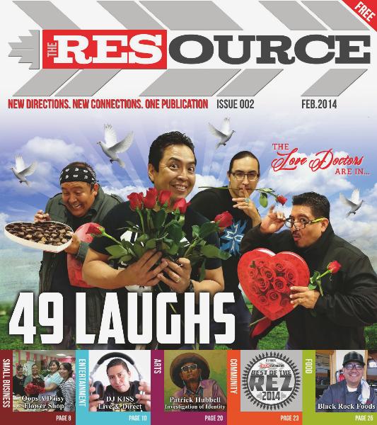 February 2014 Volume 1 Issue 002