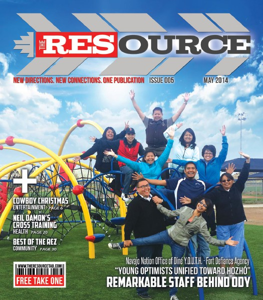 The Resource May 2014 Volume 1 Issue 005