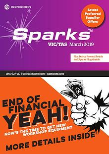 Sparks Victoria