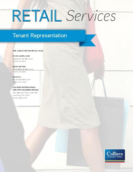 James | Bitton Retail Team Tenant Representation