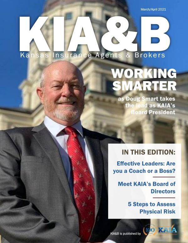 KIA&B March/April 2021