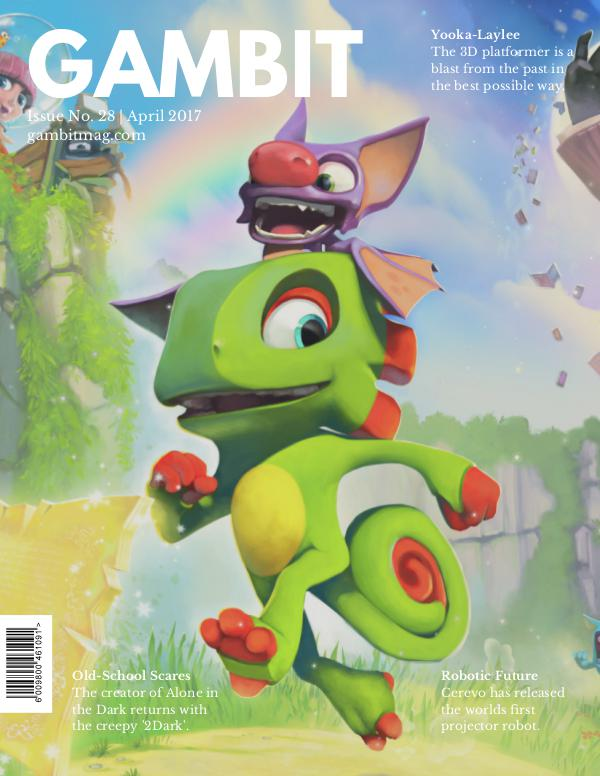 Issue #26 April 2017