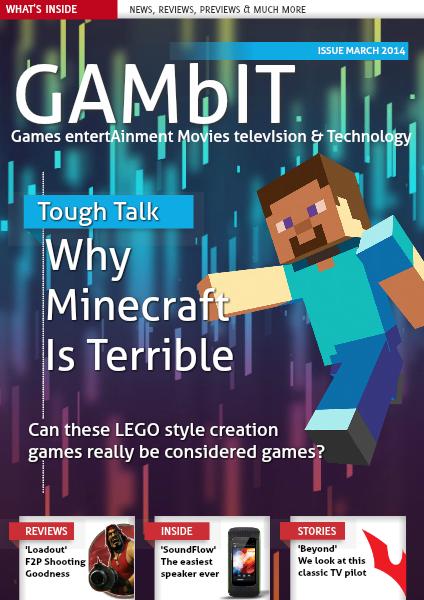 GAMbIT Magazine Mar. 2014