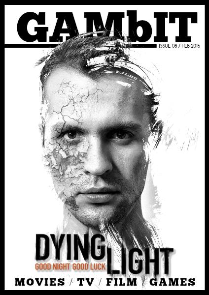 GAMbIT Magazine Issue # 8 Feb 2015