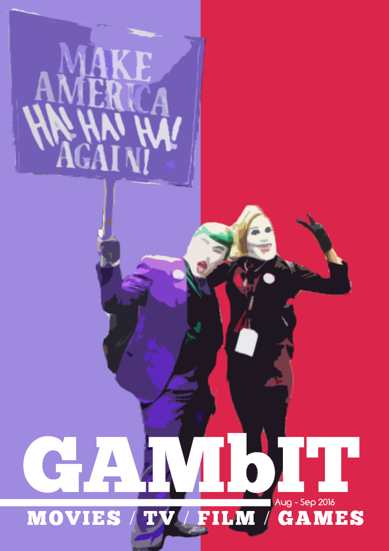 GAMbIT Magazine Issue # 21 Aug - Sept 2016