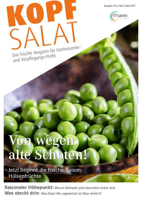 KOPFSALAT Ausgabe 35 (05/2017)