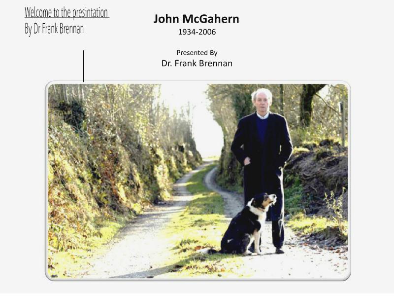 McGahern the man Feb 2014