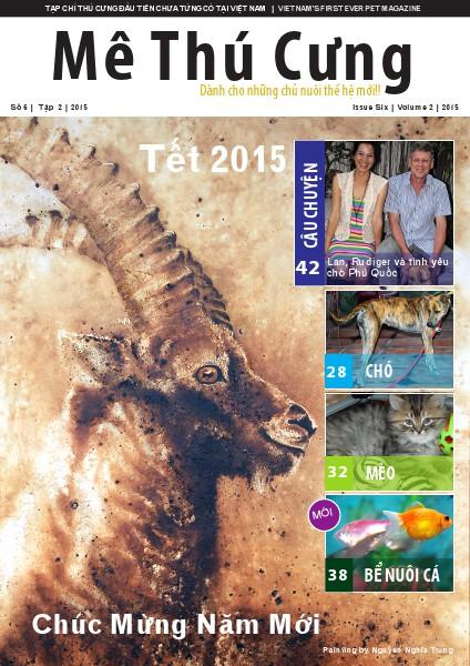 Số Tết |  Số 6 | Tet Issue | Issue Six 2015