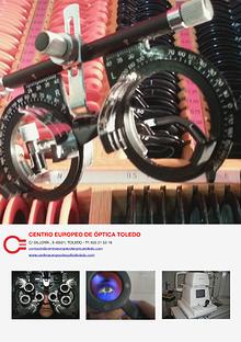 Centro Europeo de Óptica Toledo - Febrero 2014