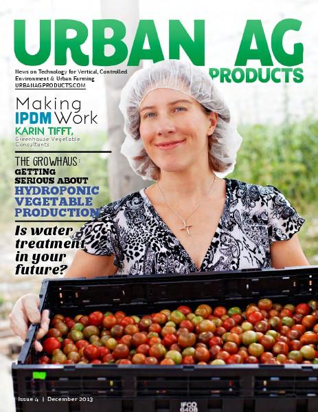 Urban Ag Issue 4, Dec 2013