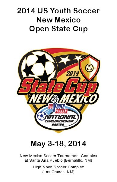 New Mexico State Cup Program May 2014