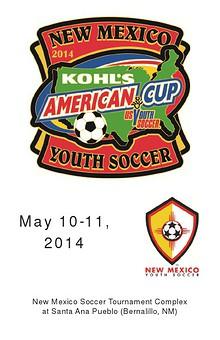 Kohl's American Cup Program