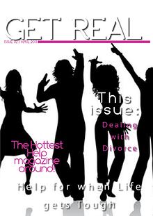 TeenMagazine - Dealing With Divorce