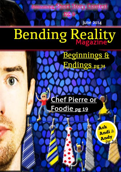 Bending Reality Magazine June 2014