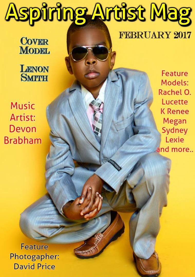 Aspiring Artist Magazine February 2017